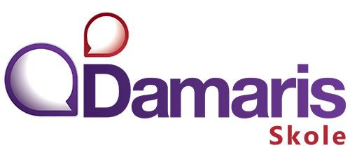 Damaris Skole Vgs Retina Logo