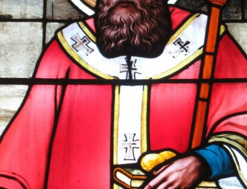St. Nicholas på søppelfjellet