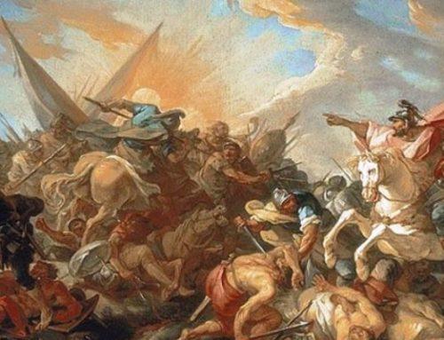 Korte svar: Hvilke grunner har Gud til å beordre voldelige handlinger i Det gamle testamentet?