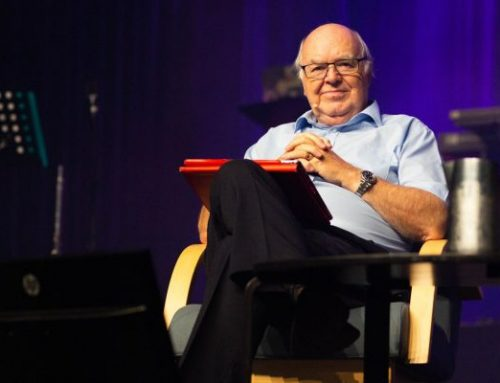 "John Lennox – The ""Seven Days"" of Genesis 1 and Science"