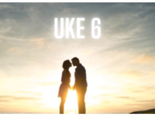 Uke 6 – Den gode historien om kjærlighet og sex